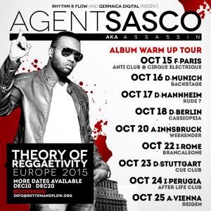 Agent_Sasco_Flyer_Album_Warm_Up_Tour_2015_10